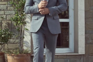 Andre Emilio Mens Suiting