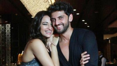 Is Sonakshi Sinha dating a Muslim actor?