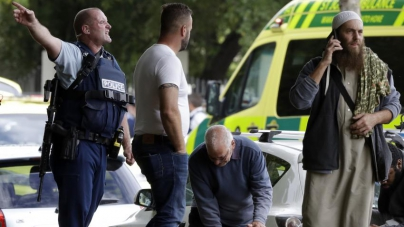 49 people killed, more than 20 injured in terrorist attack at 2 New Zealand mosques