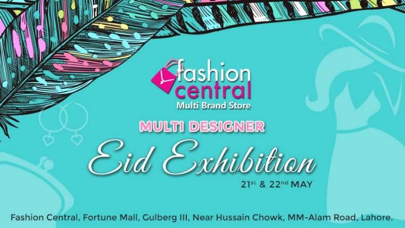 Fashion Central Multi Designer Eid Exhibition
