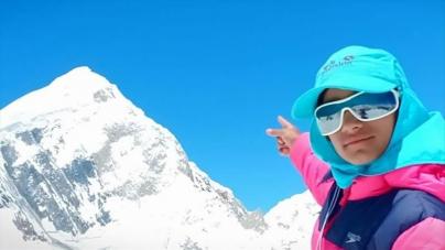 Pakistan's Mountain Princess sets new World Record