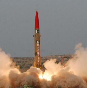 Pakistan successfully conducts night training launch of Ghaznavi ballistic missile