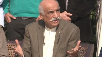 PPP stalwart Khursheed Shah arrested by NAB