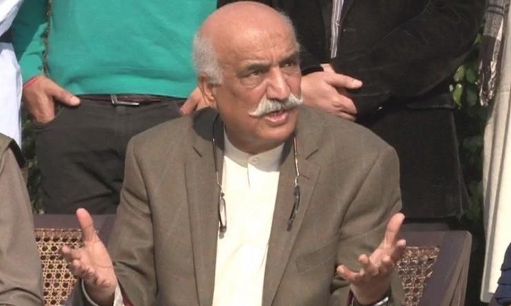 PPP stalwart Khursheed Shah arrested by NAB