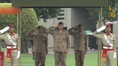 Main ceremony of Defence Day held at GHQ Rawalpindi