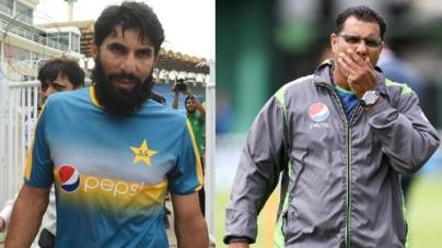 Misbah-ul-Haq named Pakistan head coach and chief selector