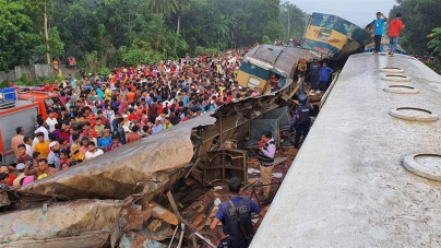 Bangladesh: collision in 2 trains kills 16 and injures more than 70