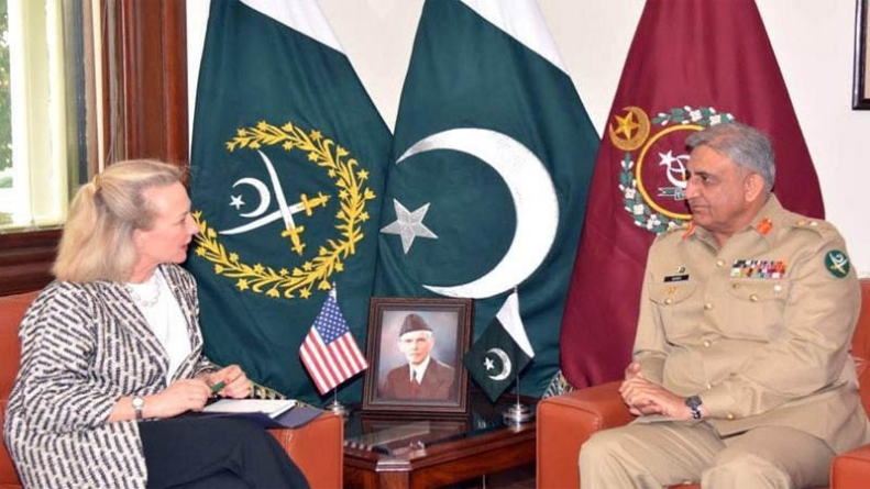 US Envoy Alice Wells to Arrive in Pakistan on January 19
