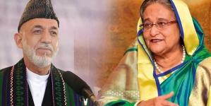 Hasina, Karzai join Criticism of Indian Citizenship Law