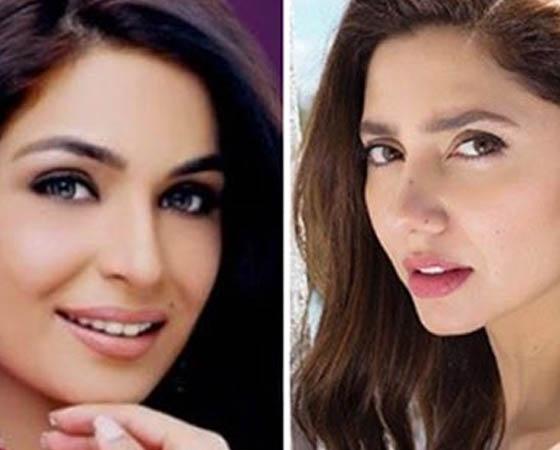 Meera strongly criticizes Mahira Khan calling her 'untalented'