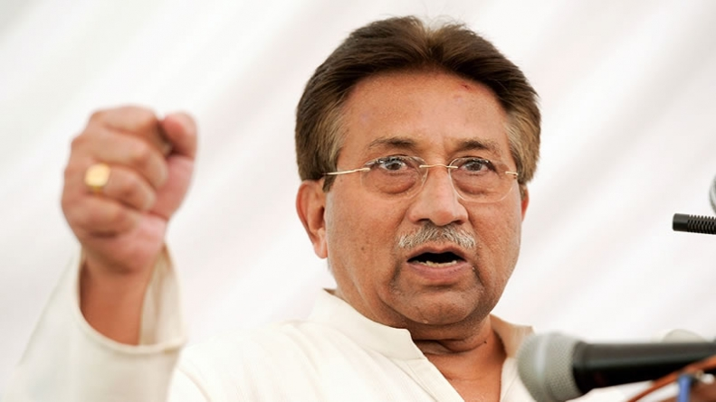 Musharraf Challenges Special Court's Decision in SC
