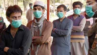 Pakistan reports two coronavirus deaths as total cases rise to 307