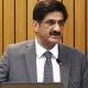 Sindh Govt was Threatened with Dismissal: Murad Ali Shah