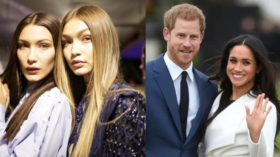 Gigi Hadid's Family Building Mega-mansion Next to Meghan and Harry's Home