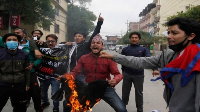 Nepal Protests to India over border road, Claiming Intrusion