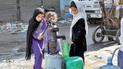 Karachi Toils with Water Crisis amid Lockdown
