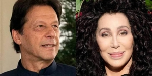 Cher Reveals she's a Big Imran Khan Fan