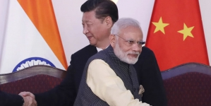 China, India to seek Peaceful Resolution of Border Impasse