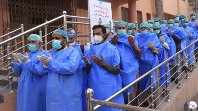 Punjab sees Spike in Covid-19 infections after Eid