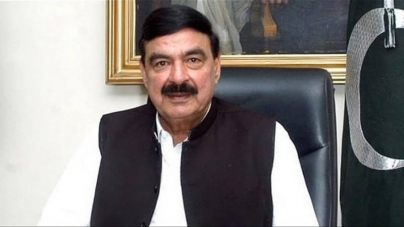 Railways Minister Sheikh Rasheed tests positive for COVID-19