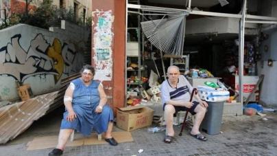 Cataclysmic Blast Caused Damage across half of Beirut, Left 300,000 Homeless
