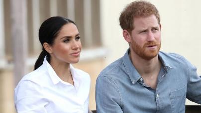 Prince Harry, Meghan Markle gear up for Hollywood?