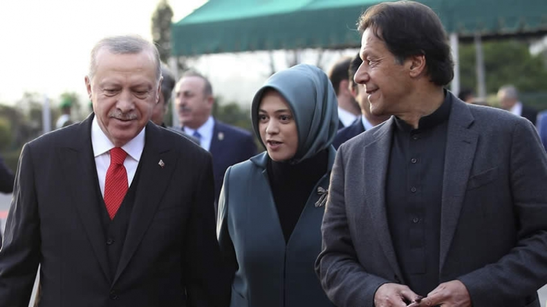 Pakistan, Turkey agree to Bolster Bilateral Cooperation