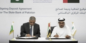 Pakistan, UAE sign anti-Money Laundering Pact