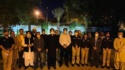 Sindh Police defer Leave for 10 Days on COAS Assurance