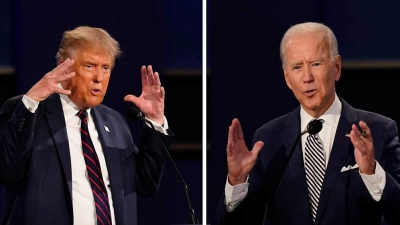 US Election 2020: Trump and Biden Feud over Debate Topics