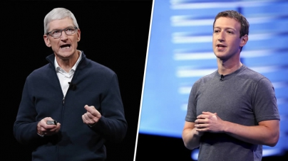 Why don't Facebook and Apple Like Each other?