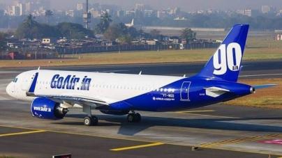Indian Plane makes Emergency Landing at Karachi Airport