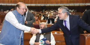 PML-N's Ishaq Dar Faces Intense Grilling on BBC Show