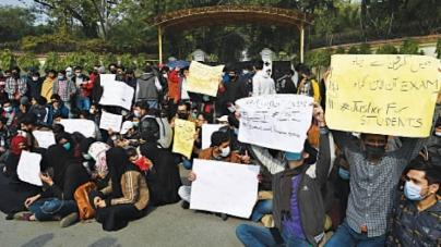 Universities to Decide on Taking Online Exams: Shafqat Mahmood