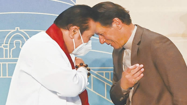 Pakistan Offers $50m Credit line to Sri Lanka for Defence Ties