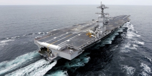 US moves carrier from Gulf in a sign of ebbing tensions with Iran