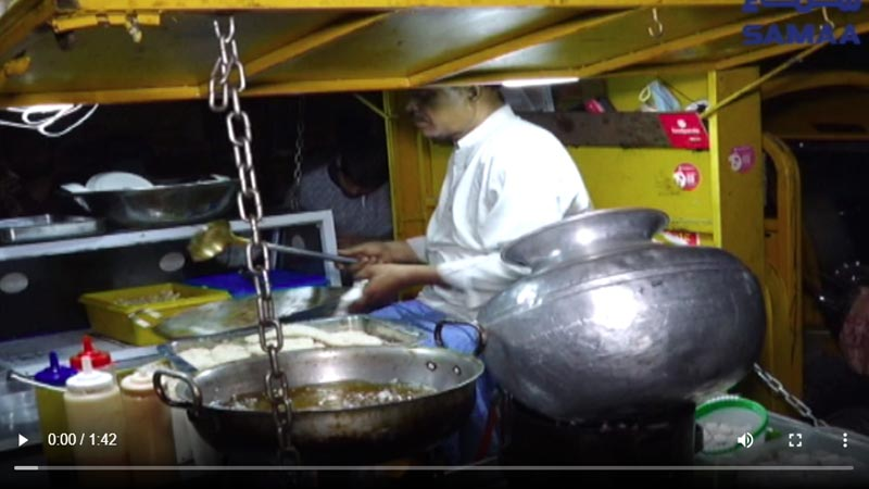 Karachi family launches mobile restaurant to tackle unemployment amid pandemic