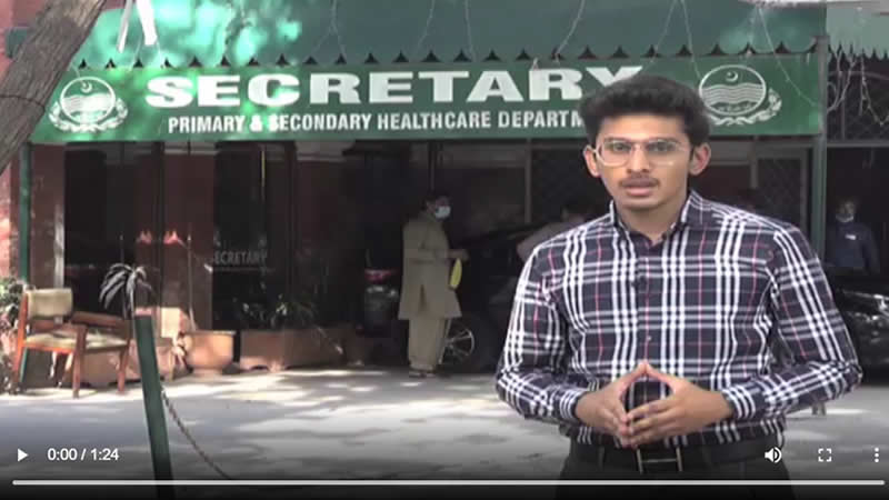 Covid-19: Punjab launches ambulance service to vaccinate elderly, special persons