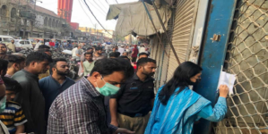Karachi admin seals 167 shops, restaurants for violating Covid-19 SOPs