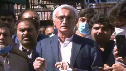 Investigator removed ahead of pro-Tareen MPs' meeting with Imran