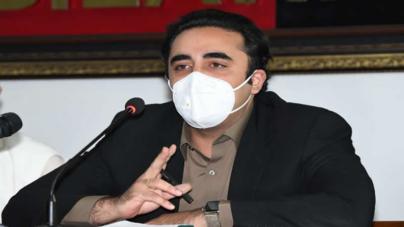 Bilawal slams 15-20% Sindh's water supply 'cut'