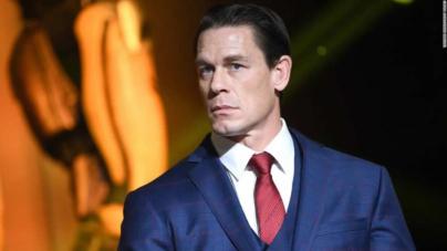 'F9' star John Cena says he loves China after Taiwan remark stokes anger