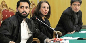 Jibran Nasir slams people for disrespecting Shafqat Mahmood