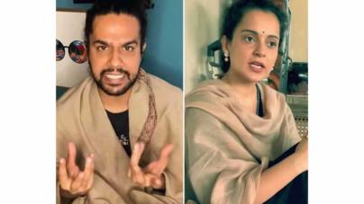 Kangana Ranaut responds to Ali Gul Pir's take on her video