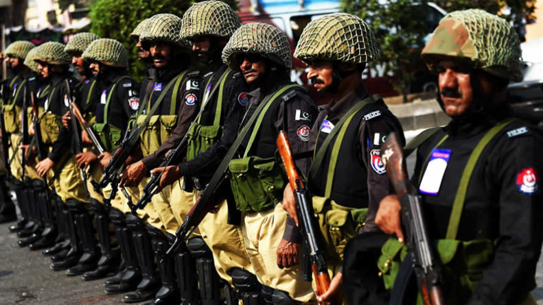 Crackdown initiated against dacoits in Indus riverbed areas
