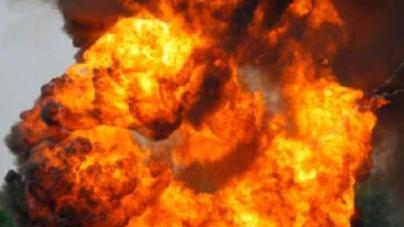 1 killed, 5 injured in cylinder blast in Lahore Johar Town