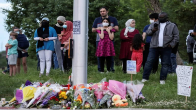 'Motivated by hate': Muslim family run over in Canada