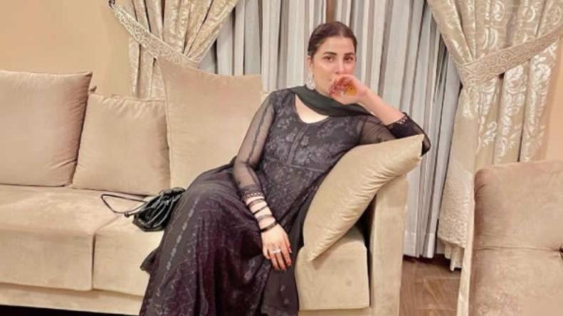 Ekta Kapoor thanks Areeba Habib for 'love across the border'