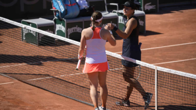 French Open: Zidansek stuns Andreescu in first round