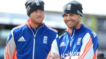 England v New Zealand: Broad, Anderson, Bell out of ODIs